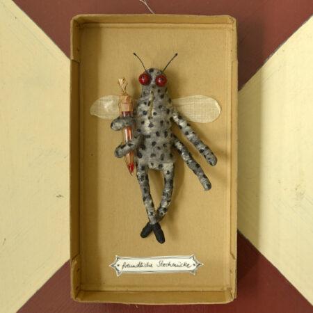 freundliche Stechmücke